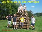 Feux de la Saint-Monique