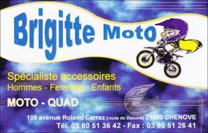 Brigitte moto 2