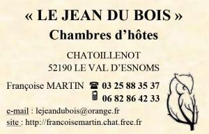 Francoise martin 1
