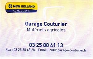 Garage couturier